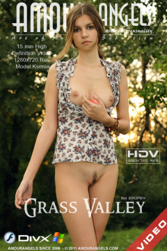 AmourAngels - Grass valley - Ksenia - (by erofey)   Download from Files Monster