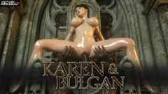 Karen and Bulgan the Impaler | Download from Files Monster