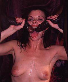Bobbi Bliss - The Deepthroat Queen | Download from Files Monster