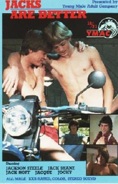 Bareback Jacks Are Better (1983) - Jackson Steele, Jack Shane, Jack Hoff | Download from Files Monster