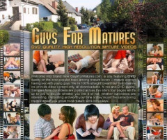 Guys For Matures part 10 | Download from Files Monster