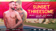 Virtual Real Gay - Sunset Threesome (Android/iPhone) | Download from Files Monster