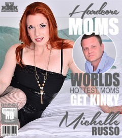 Michelle Russo - Hot mom Michelle Russo fucking and sucking 1080p | Download from Files Monster