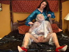 RubberEva - Real Plastic Breathplay | Download from Files Monster