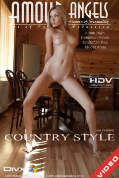 AmourAngels - Country style - Anna (by nudero) | Download from Files Monster
