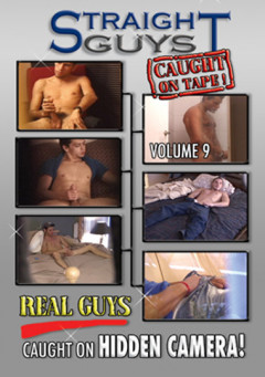 Straight Guys Caught on Tape vol.9 | Download from Files Monster