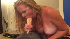Becca Fucking my new inch dildo | Download from Files Monster