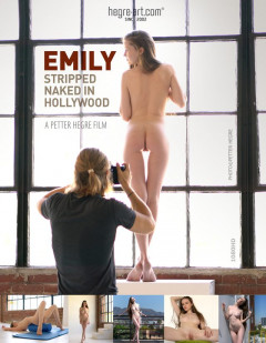 Emily - Stripped Naked In Hollywood   Download from Files Monster