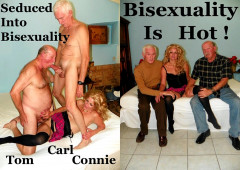 Seduced Into Bisexuality | Download from Files Monster