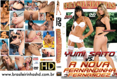 Yumi Saito vs. a Nova Fernandinha Fernandez | Download from Files Monster