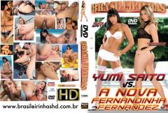 Yumi Saito vs. a Nova Fernandinha Fernandez | Download from Files Monster