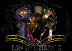 Den of Delights (Succubus, Futanari, 295 pages+animated series) | Download from Files Monster