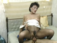 Cock riding in nylon | Download from Files Monster